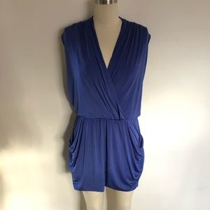 Rachel Roy Powder Blue Mini Dress XS